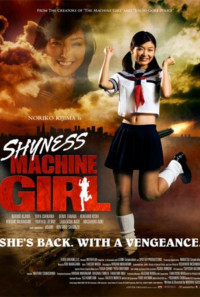 Shyness Machine Girl Poster 1
