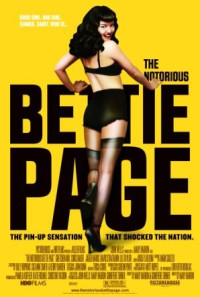 The Notorious Bettie Page Poster 1