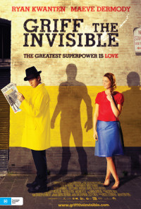 Griff the Invisible Poster 1