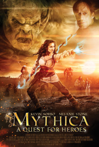 Mythica: A Quest for Heroes Poster 1