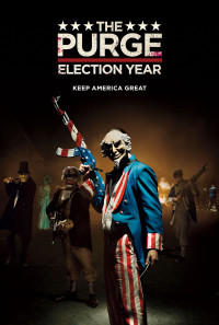 The Purge: Election Year Poster 1