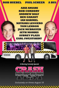 Crash Test: With Rob Huebel and Paul Scheer Poster 1