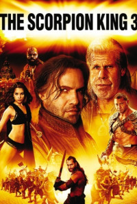 The Scorpion King 3: Battle for Redemption Poster 1