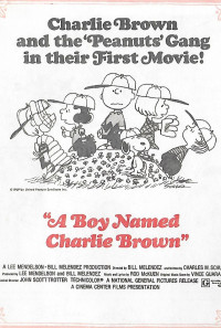 A Boy Named Charlie Brown Poster 1