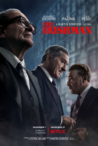 The Irishman Poster 1
