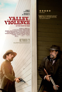 In a Valley of Violence Poster 1