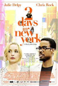2 Days in New York Poster 1