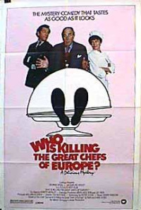 Who Is Killing the Great Chefs of Europe? Poster 1