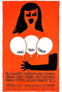 One, Two, Three Poster 1