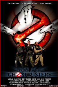 Return of the Ghostbusters Poster 1