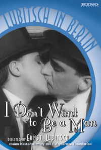 I Don't Want to Be a Man Poster 1