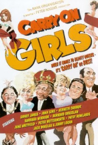 Carry on Girls Poster 1