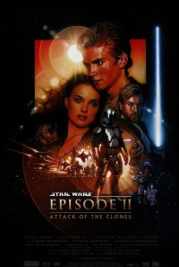 Star Wars: Episode II - Attack of the Clones Poster 1