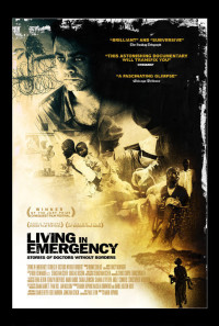 Living in Emergency Poster 1