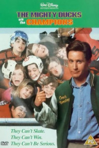 The Mighty Ducks Poster 1