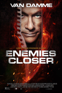 Enemies Closer Poster 1