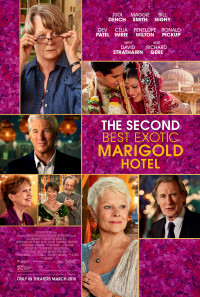 The Second Best Exotic Marigold Hotel Poster 1