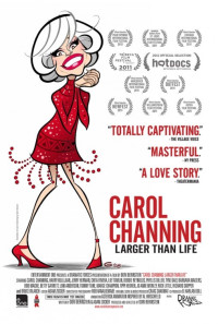 Carol Channing: Larger Than Life Poster 1