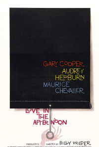 Love in the Afternoon Poster 1