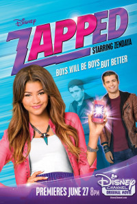 Zapped Poster 1