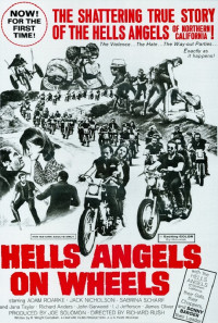 Hells Angels on Wheels Poster 1