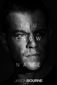 Jason Bourne Poster 1