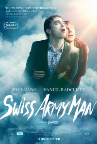 Swiss Army Man Poster 1