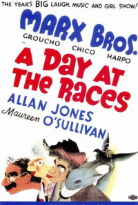 A Day at the Races Poster 1