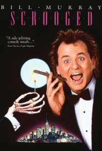 Scrooged Poster 1