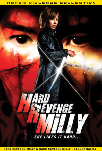 Hard Revenge, Milly: Bloody Battle Poster 1