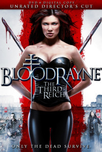 BloodRayne: The Third Reich Poster 1