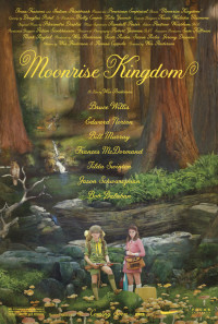 Moonrise Kingdom Poster 1