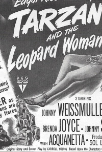 Tarzan and the Leopard Woman Poster 1