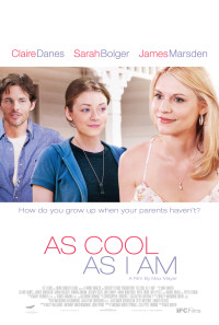 As Cool as I Am Poster 1