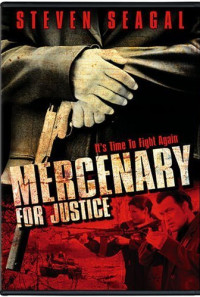 Mercenary for Justice Poster 1