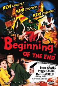 Beginning of the End Poster 1