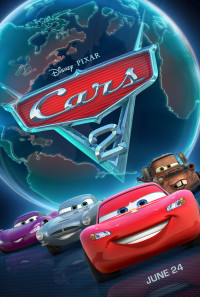 Cars 2 Poster 1