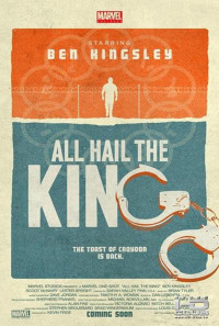 Marvel One-Shot: All Hail the King Poster 1