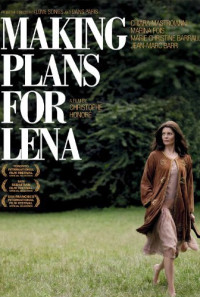 Making Plans for Lena Poster 1