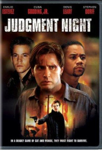 Judgment Night Poster 1