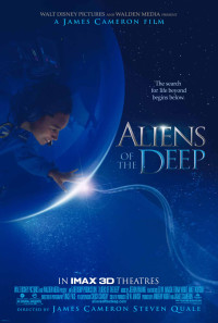 Aliens of the Deep Poster 1
