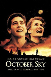 October Sky Poster 1