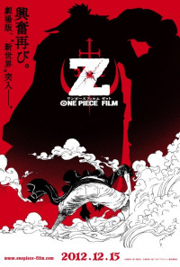 One Piece Film Z Poster 1