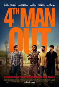 4th Man Out Poster 1