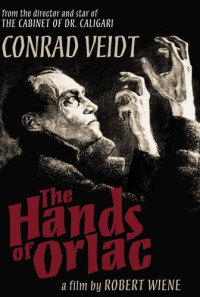 The Hands of Orlac Poster 1