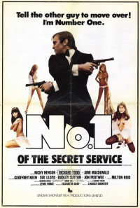 No. 1 of the Secret Service Poster 1