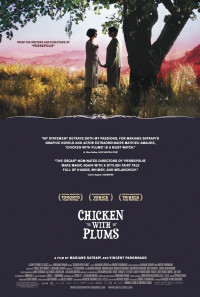 Chicken with Plums Poster 1