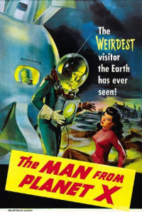 The Man from Planet X Poster 1
