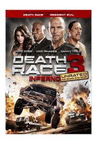 Death Race: Inferno Poster 1