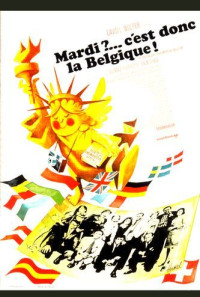 If It's Tuesday, This Must Be Belgium Poster 1